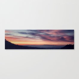 The Valley, 2012  Canvas Print