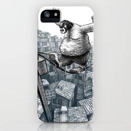 Furry Fingers iPhone Case