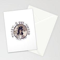 Toast Boy's Union Stationery Cards