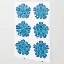 Floral Mandala 08 Wallpaper
