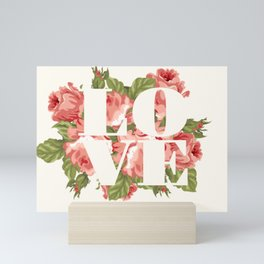 Love Illustration Mini Art Print