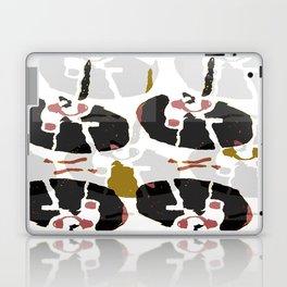 Abstract Mechanical Laptop & iPad Skin