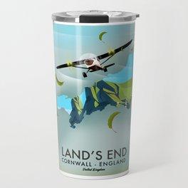 Land's End Cornwall Travel Mug