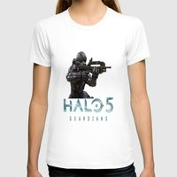 guardians T-shirts featuring Halo5 Guardians by giftstore2u
