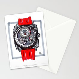 Manufacture Royale Androgyne Live Painting Stationery Cards