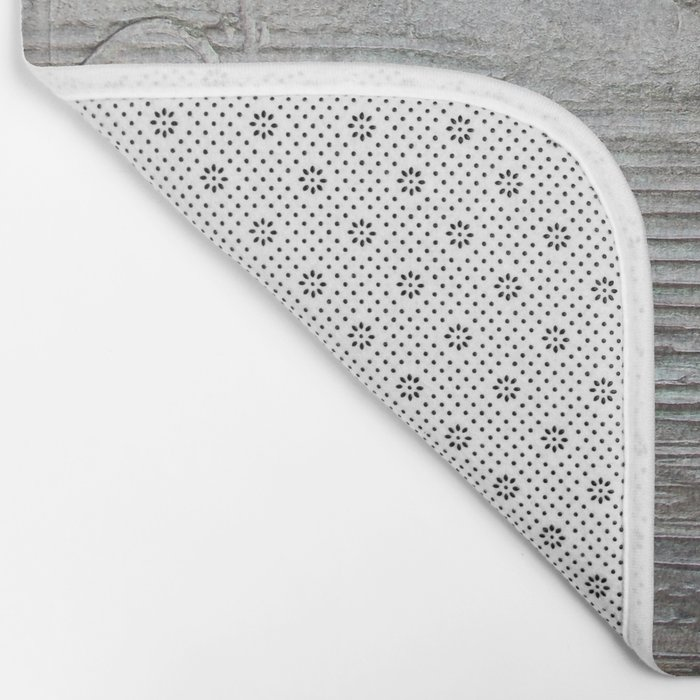 key Bath Mat
