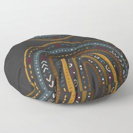 Moab Arches Floor Pillow