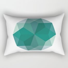 Shapes 011 Rectangular Pillow