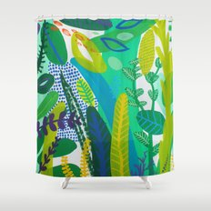 Between the branches. I Shower Curtain