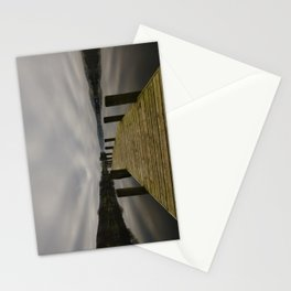 Pier At Coniston Stationery Cards