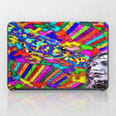 A Colorful Vision  iPad Case