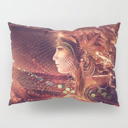 Shadow of a Thousand Lives - Visionary - Manafold Art Pillow Sham
