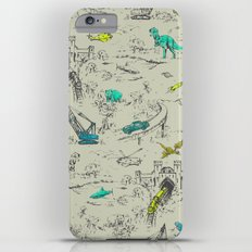 Adventure Toile  Slim Case iPhone 6 Plus