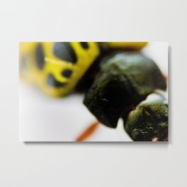 Little Bug Metal Print