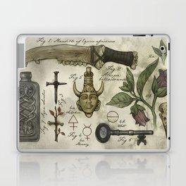 (Super)natural History - 01 Laptop & iPad Skin