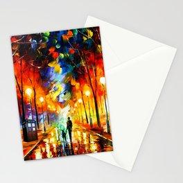 Tardis Art Watching Stationery Cards