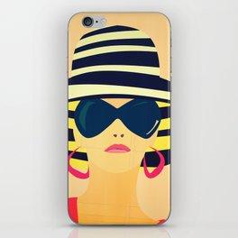 Snapshot (Colour) iPhone Skin