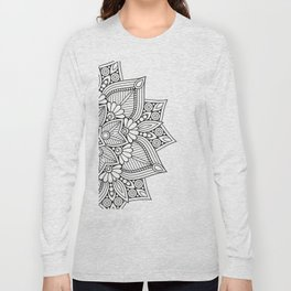 Mandalas-N Long Sleeve T-shirt