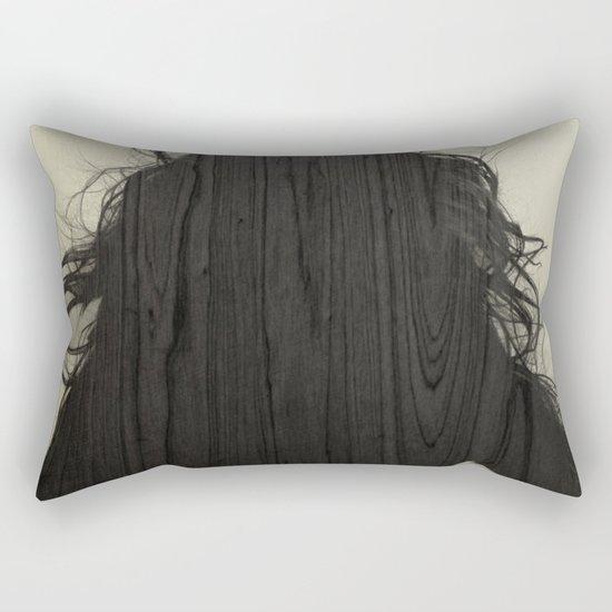 Hair 04 Rectangular Pillow