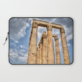 Temple of Zues Laptop Sleeve