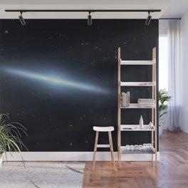 Space galaxy Edgee. Wall Mural