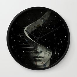 The Sudden Appearance of Hope Wall Clock