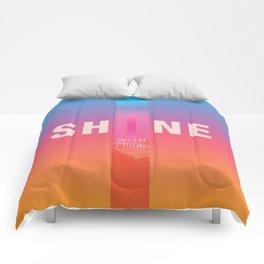 Shine With Pride 2018 Comforters