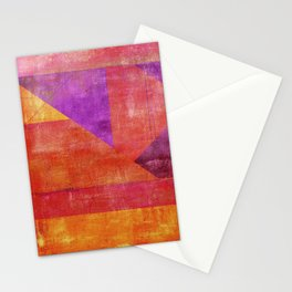 """""""Moksha"""" Inspired by the Guillermo de Llera music. Stationery Cards"""