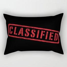 Classified Rectangular Pillow
