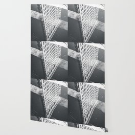 Flat Iron Building - NYC Reflection Wallpaper