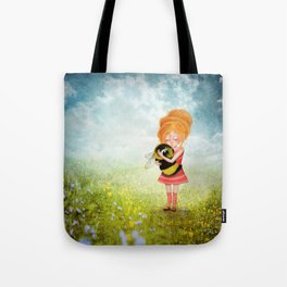 Bee Whisperer - Save the Bees Tote Bag