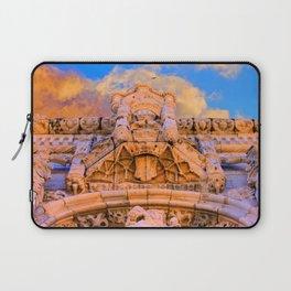 PORTAL dos Templários. Jerónimos Monastery. Laptop Sleeve