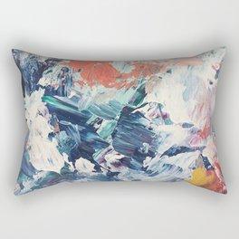 little wisp.  Rectangular Pillow