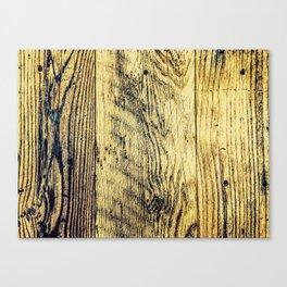 wood texture Canvas Print