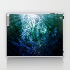 Mystic Tree of Life & Death Laptop & iPad Skin