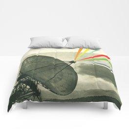 Earth Calling Comforters