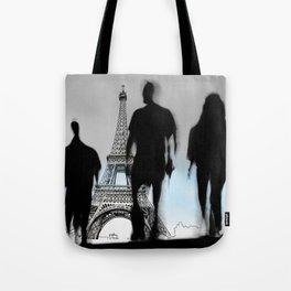 Les Parisiennes Tote Bag