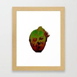 mike and jason Framed Art Print