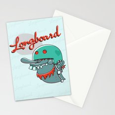Longboard Stationery Cards