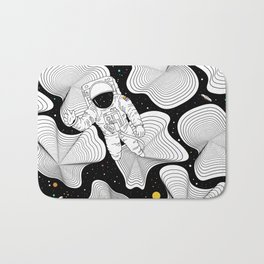 Worlds Apart Bath Mat