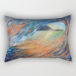 My Wave Rectangular Pillow