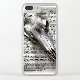 Noted Clear iPhone Case