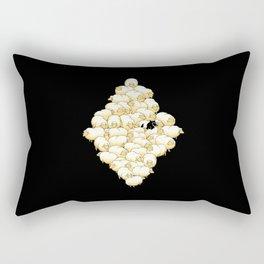 Find The Spy Rectangular Pillow