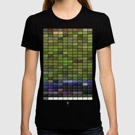 PANTONE glossary - Iceland - Seljalandsfoss T-shirt