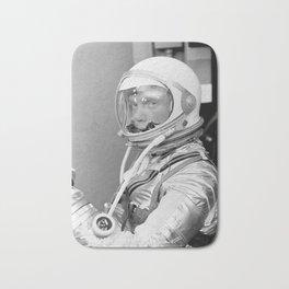 Astronaut John Glenn Bath Mat