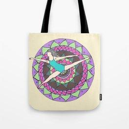 madala with a dancer Tote Bag