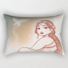 Moon Fairy Rectangular Pillow
