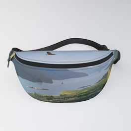 The Columbia River Gorge Fanny Pack