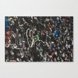 Gummy Heart Canvas Print
