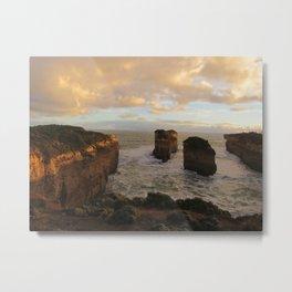 Ocean overlooking- Australia Metal Print